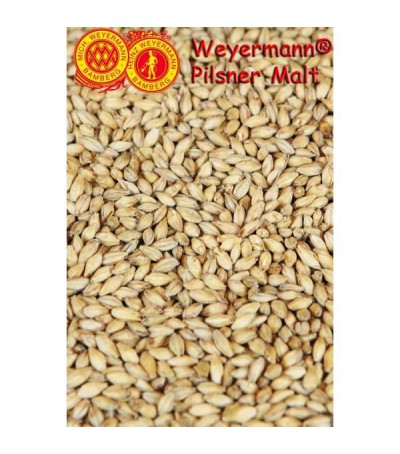 Malta Weyermann (R) Pilsner sin moler - 1 kg