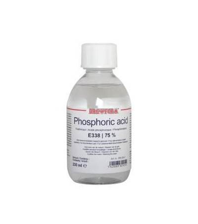 Acido fosforico 75% - 230 ml