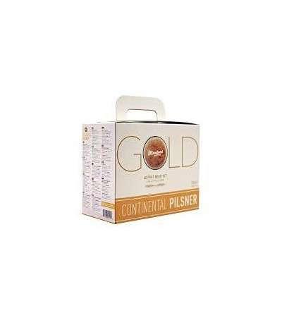 Muntons Gold continental pilsner - 23 L