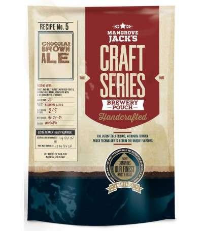 Mangrove Craft series Cerveza Choc Brown ale - 23 L