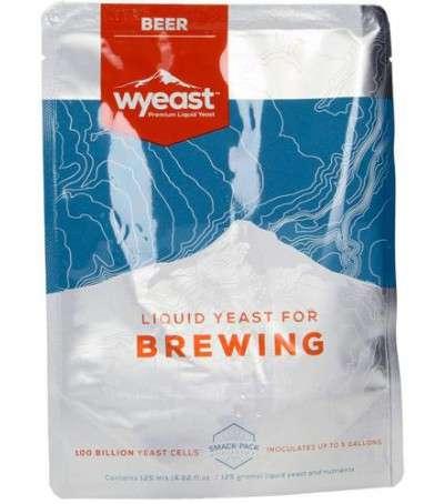 Levadura liquida Wyeast 1098 British ale