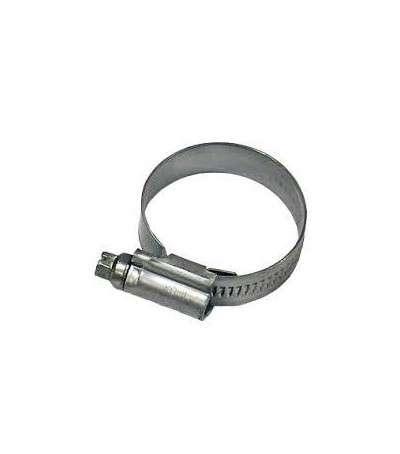 Abrazadera de acero inox 20x32 mm