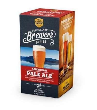 Mangrove NZ Brewers series - amerian pale ale