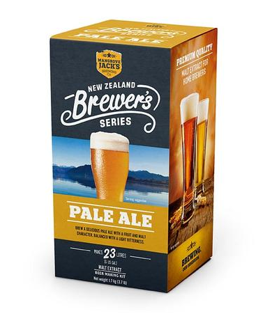 Mangrove NZ Brewers series - pale ale
