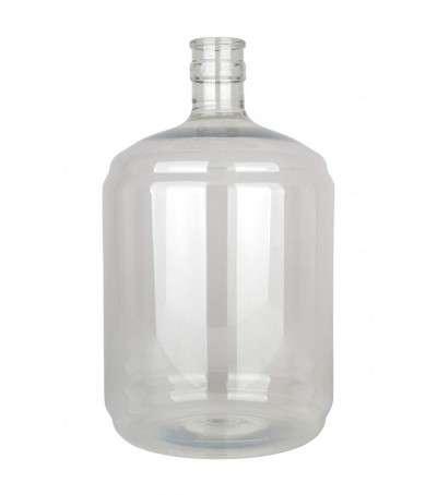 Damajuana Carboy PET 12 litros sin grifo