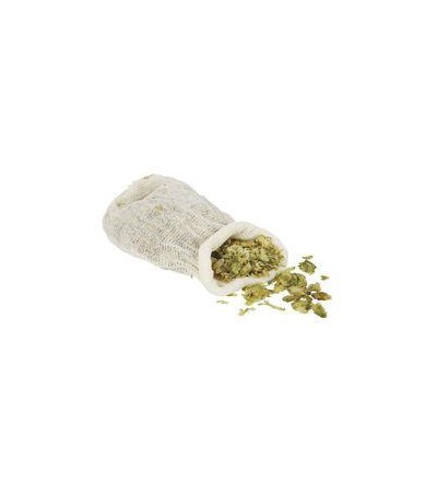 Bolsa rejilla para grano/lúpulo