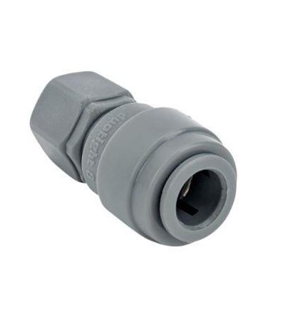 Duotight - Conector recto 9,5 mm (3/8) a rosca MFL