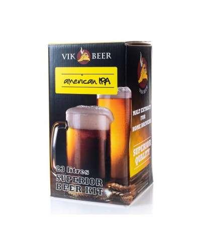 Vik beer American IPA - 23 litros
