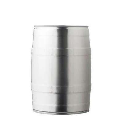 Barril de metal - 5 litros