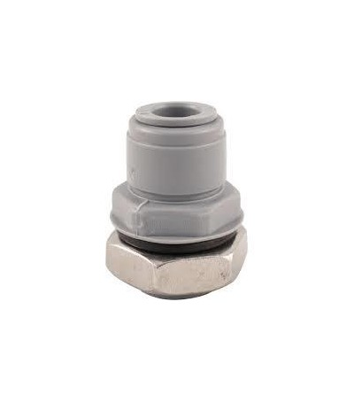 Bulkhead 9,5 mm- 1/2 (temp twister)