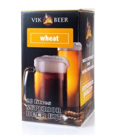 Vik beer wheat (trigo) - 23 litros