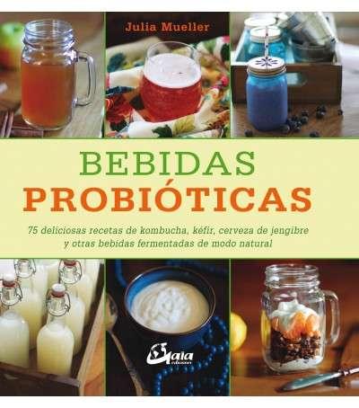 Bebidas probioticas