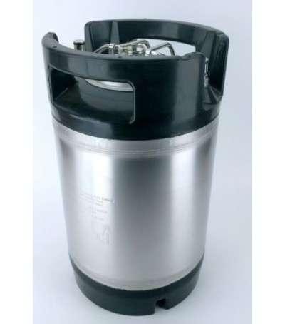 Barril tipo corny de 9,45 litros - nuevo