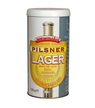 Brewmaker pilsner-lager 23 L