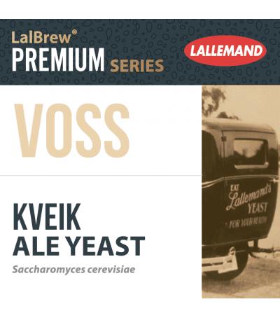 Levadura en polvo Lallemand Voss Kveik 11g