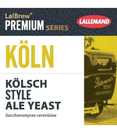 Levadura en polvo Lallemand Kolsch ale 11 g