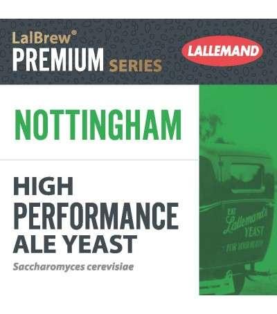 Levadura en polvo Lallemand Nottingham ale 11 g