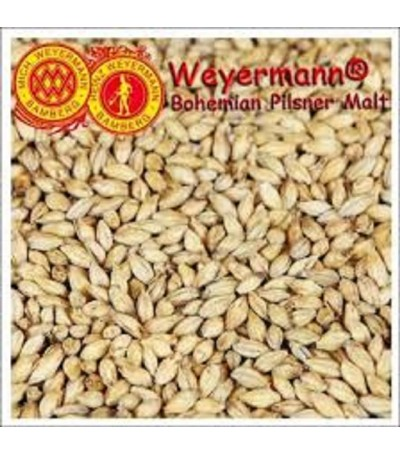 Malta Weyermann ® Bohemian pilsner sin moler 1 kg