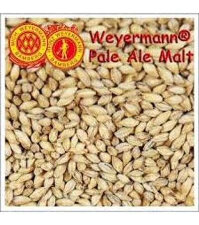 Malta Weyermann (R) Pale Ale sin moler  1 kg