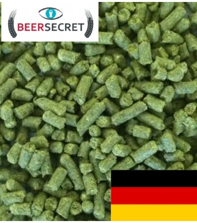 Lupulo Hallertauer Mittelfruh pellets - cosecha 2020