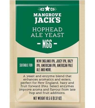 Levadura en polvo M66 Hophead ale