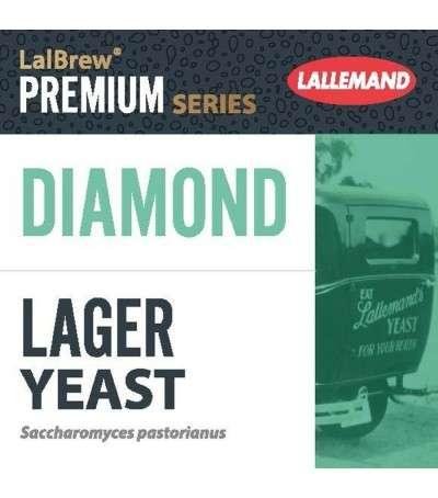 Levadura en polvo Lallemand Diamond lager - 11 g