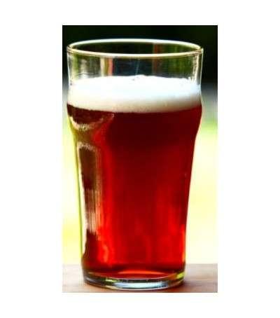 Kit cerveza Amber Ale sin moler - todo grano 10 litros