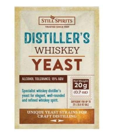 Levadura still spirits Whiskey - 20 g