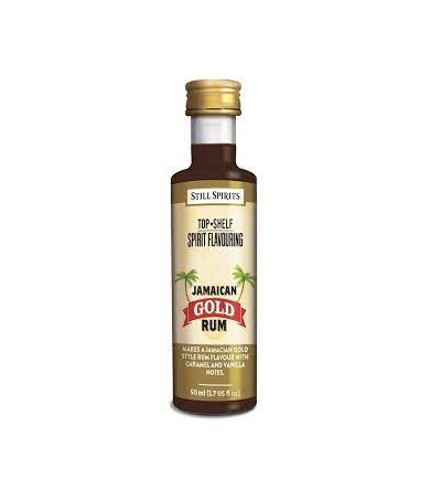 Aromatizante still spirits  Ron Jamaicano dorado 50 ml
