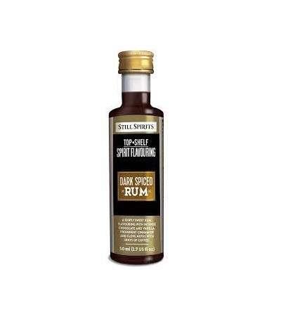 Aromatizante still spirits Ron especiado oscuro 50 ml