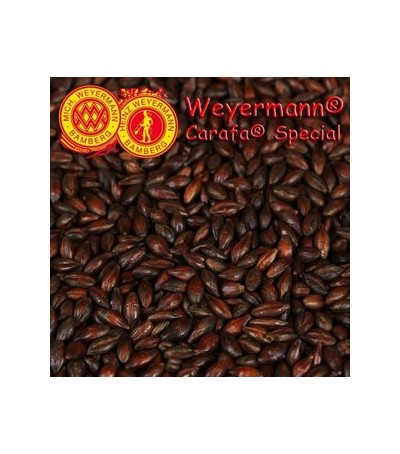 Malta Weyermann ® carafa® special II sin moler 1100-1200 EBC