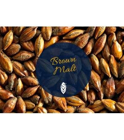 Malta Simpsons Brown (cafe) 430-600 EBC sin moler