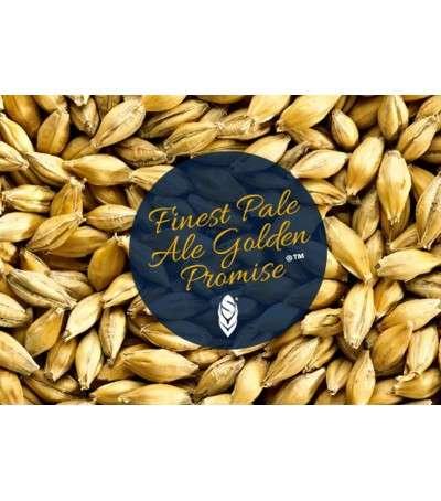 Malta Simpsons Pale Ale Golden Promise sin moler