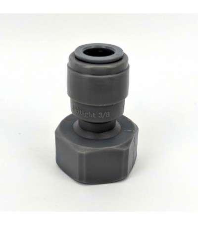 Duotigh adaptador grifo 1/2 y salida tubo 3/8