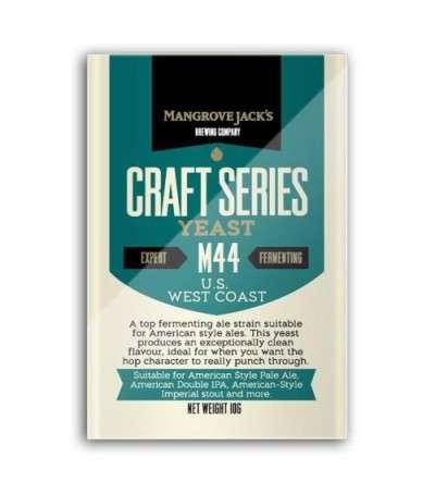 Levadura en polvo Mangrove Jack US West Coast M44 - 10g