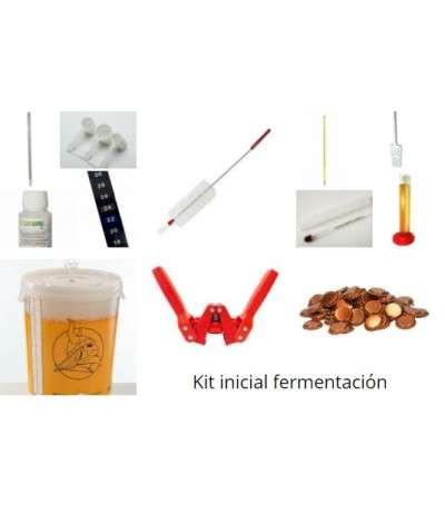 Kit inicial fermentación