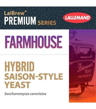 Levadura en polvo Lallemand Farmhouse ale 11g