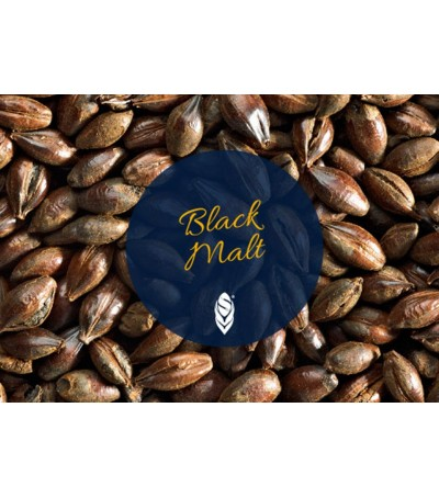 Malta Simpsons Black 1433-1900EBC sin moler