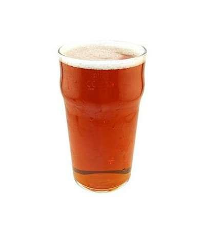 Kit cerveza APA con dry hopping (american pale ale) sin moler -  todo grano 20 L
