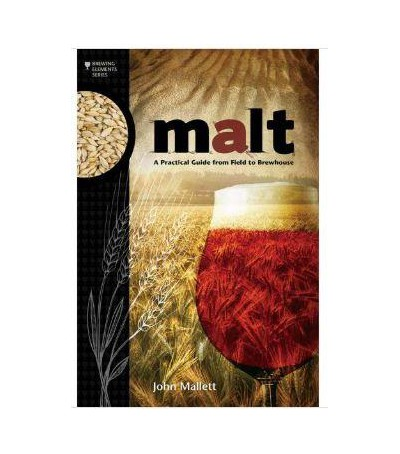 Libro  Malt A Practical Guide from Field to Brewhouse