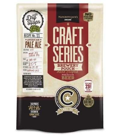 Mangrove Craft series Cerveza American Pale Ale - 23 L