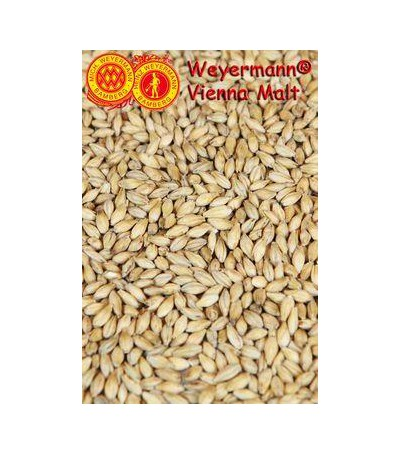 Malta Weyermann (R) Vienna sin moler - 25 kg