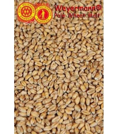 Malta Weyermann ® Trigo pale wheat sin moler