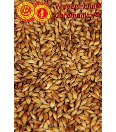Malta Weyermann ® CaraMunich® 2 sin moler 110-130 EBC