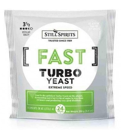 Still Spirits - Fast Turbo yeast 250g