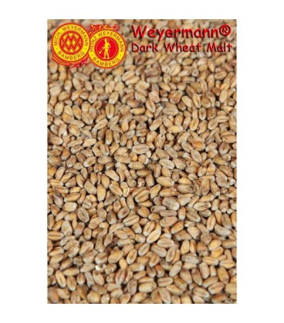 Malta Weyermann trigo oscuro  sin moler 15-20 EBC - 1 kg