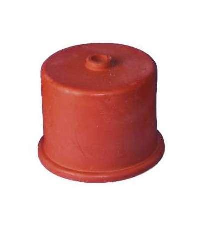 Capuchon caucho damajuana 40 mm