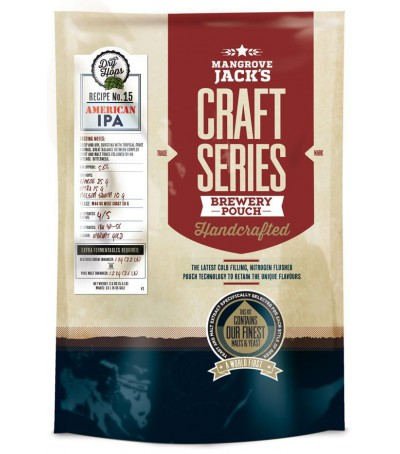 Mangrove Craft series American IPA - 23 L